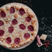 პიცა მარსი, პატარა
