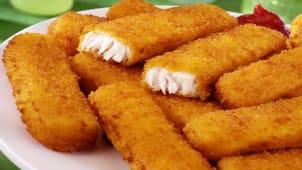Fish Finger Pakora