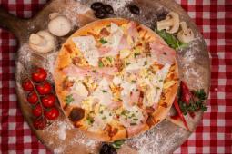 Pizza Brianzetta Ø33cm