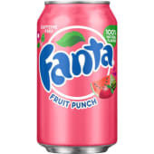 Fanta Fruit Punch-355Ml