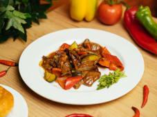 Мясо по-тайски с говядиной (200 гр.)