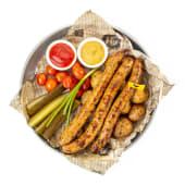 Колбаски ручной работы из курицы (200/200/150/60 гр.)