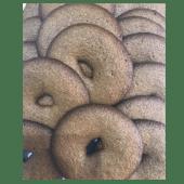 Rosquillas De Huevo Integrales Sin Azucar (250 Gr.)