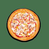 Pizza Pui și porumb