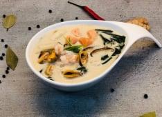 Суімоно з морепродуктами