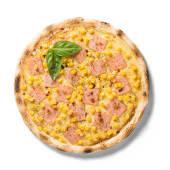 Pizza maíz