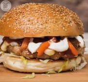 Hamburger Black Chik