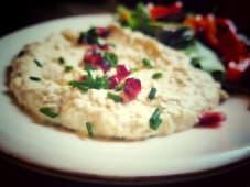 Salata de vinete cu ardei copti