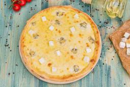 Піца 4 сири (850г)