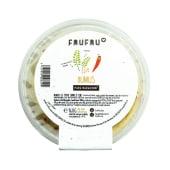 Spread humus chilli