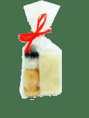 Pack Afeitado: Brocha + jabón de afeitado