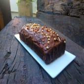 Beet cake ( entera )