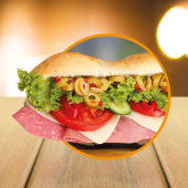 Duran Mix Sandwich (30 cm.)