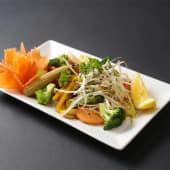 Tofu Fusion Veggies