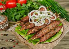 Люля-кебаб свинячо-яловичий (200г)