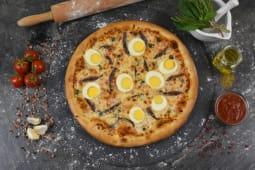 Pizza anchois (60/40cm)