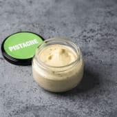 Pistachio ice-cream