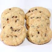 Cookies con chips de chocolate por (1/4 kg.)
