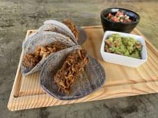 Tacos de Costilla (1/2 libra)