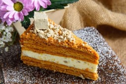 """Торт """"Халвичный"""""""