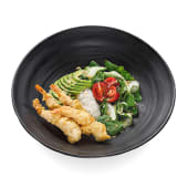 Боул з креветками в клярі темпура (350г)
