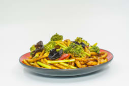 Лапша с овощами (365 гр.)