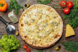 პიცა ოთხი ყველი