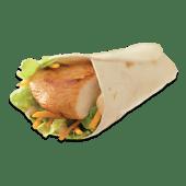 გრილზე შემწვარი ქათმის ვრაპი/Grilled Chicken Wrap