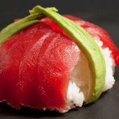Chirashi de atún
