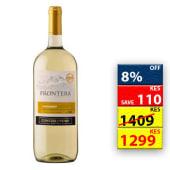 Frontera Chardonnay White Wine 1.5L 11283
