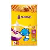 Papilla +6m 8 cereales