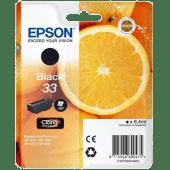 Cartucho De Tinta Epson 33 Negro