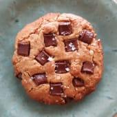 Cookie Chocolate Negro Belga