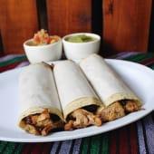 Tacos orientales