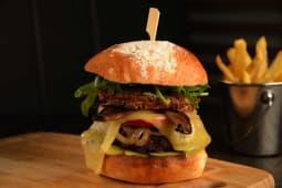 Tartiflette Burger