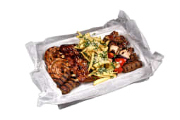 Platou Dopo mix grill pentru 4 persoane
