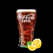 Coca cola zero lemon 45cl