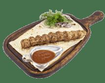 Люля-кебаб із баранини (150/40г)