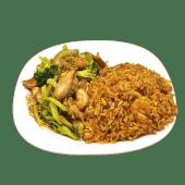 Chaulafán Asia y tallarín chop suey