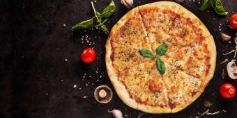 Піца Маргарита (420г)