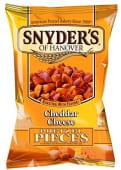 Snyders Pretzel Pieces - Cheddar Cheese