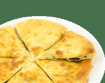 Хачапурі з зеленню (320г)