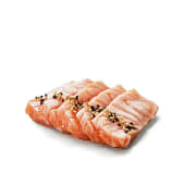 Sashimi Salmão Braseado (5 Unidades)