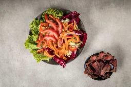 Salata sa BBQ govedinom