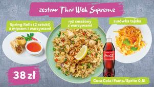 Zestaw ThaiWok Supreme