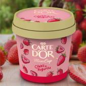 Carte d'Or Çilekli Yoğurtlu Dondurma
