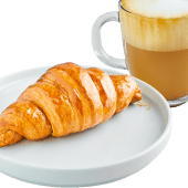 Promo Croissant + Café