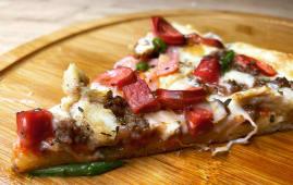 Пицца Много мяса (25см)
