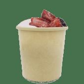 Geláto cremoso de Yogurt con Frutos (12 oz.)