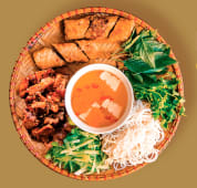 Комбо Локшина Бун Ча + Нем (500г)